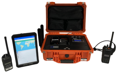 4K Solutions Extends First Responder Radio Network through Orion Labs Cloud!