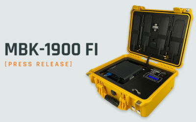 """4K Solutions® """"5G"""" MBK-1900 is Mission Ready!"""